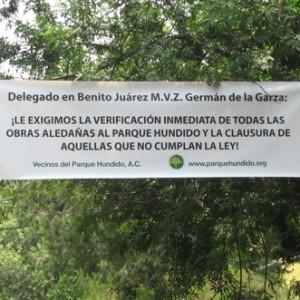 Exigimos la clausura de obras irregulares en Millet