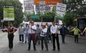 Protesta Pacífica