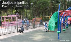 Instalación de nuevos Juegos Infantiles