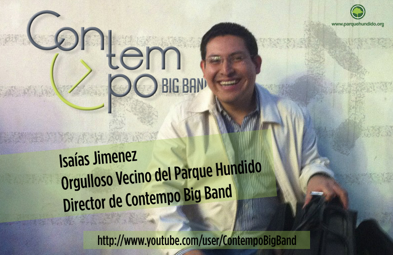 Isaías Jimenez de Contempo Big Band